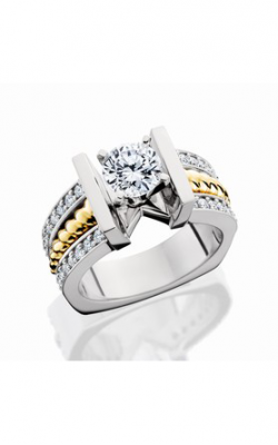 HL Mfg Modern Classics Engagement Ring 10691 product image