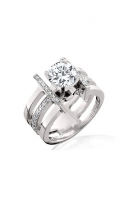 HL Mfg Modern Classics Engagement Ring 10649W product image