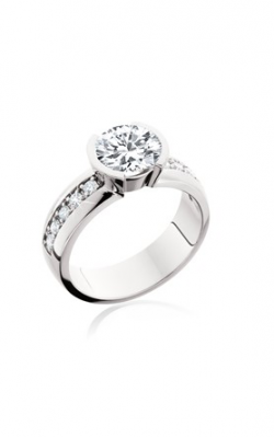 HL Mfg Modern Classics Engagement Ring 10607W product image