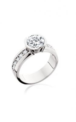 HL Mfg Modern Classics Engagement ring 10607W product image