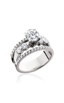 HL Mfg Modern Classics Engagement Ring 10596W product image
