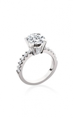HL Mfg Modern Classics Engagement Ring 10593W product image
