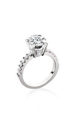 HL Mfg Modern Classics Engagement ring 10593W product image