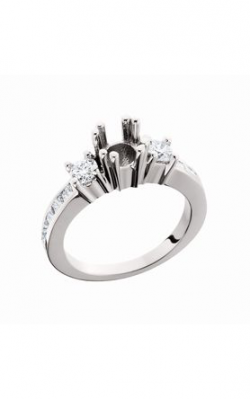 HL Mfg Modern Classics Engagement Ring 10588W product image
