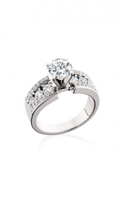HL Mfg Modern Classics Engagement ring 10586W product image