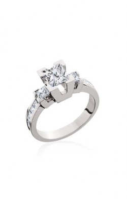 HL Mfg Modern Classics Engagement Ring 10578W product image