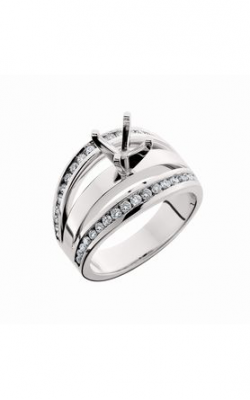 HL Mfg Modern Classics Engagement Ring 10575W product image