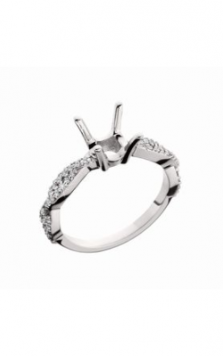 HL Mfg Modern Classics Engagement ring 10564W product image