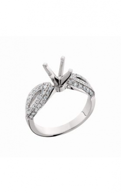 HL Mfg Modern Classics Engagement ring 10558W product image