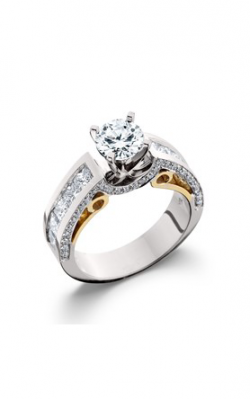 HL Mfg Modern Classics Engagement Ring 10517 product image