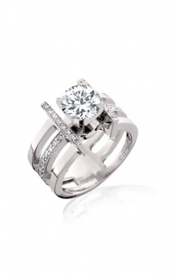 HL Mfg Modern Classics Engagement Ring 10496W product image