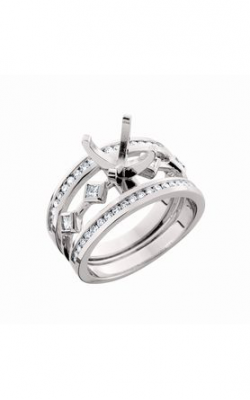 HL Mfg Modern Classics Engagement Ring 10495W product image