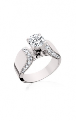 HL Mfg Modern Classics Engagement Ring 10494W product image