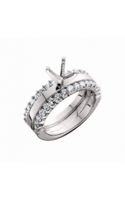 HL Mfg Modern Classics Engagement ring 10480W product image