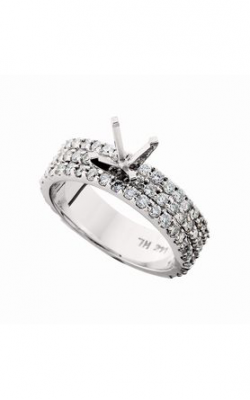 HL Mfg Modern Classics Engagement ring 10470W product image
