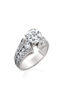 HL Mfg Modern Classics Engagement ring 10465W product image