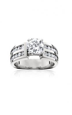 HL Mfg Modern Classics Engagement ring 10458W product image