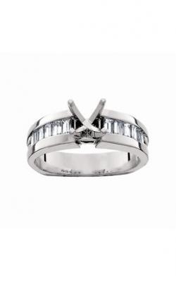HL Mfg Modern Classics Engagement ring 10457W product image
