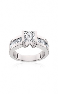HL Mfg Modern Classics Engagement ring 10420W product image