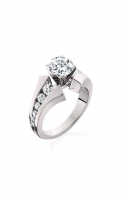 HL Mfg Modern Classics Engagement ring 10417W product image