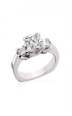 HL Mfg Modern Classics Engagement ring 10403W product image