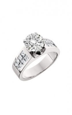 HL Mfg Modern Classics Engagement ring 10655W product image