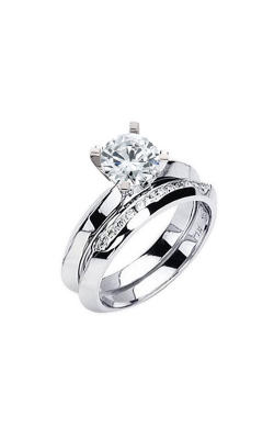 HL Mfg Engagement Sets Engagement Ring 1479WSET product image