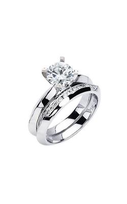 HL Mfg Engagement Sets Engagement ring 1479WSET product image