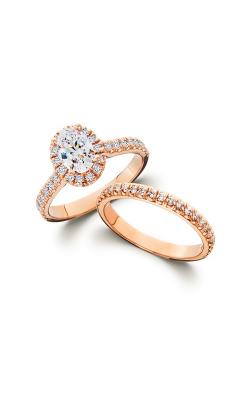 HL Mfg Engagement Sets Engagement ring 10774RGSET product image