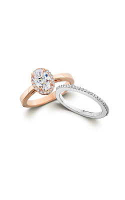 HL Mfg Engagement Sets Engagement ring 10749RGSET product image