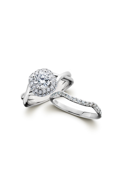 HL Mfg Engagement Sets Engagement Ring 10714WSET product image