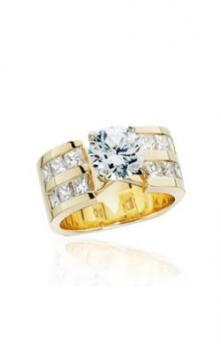 HL Mfg Modern Classics Engagement ring 10775-1.32 product image