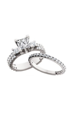 HL Mfg Engagement Sets Engagement Ring 10625WSET product image
