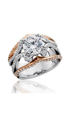 HL Mfg Contemporary Collections Engagement Ring 10805 product image