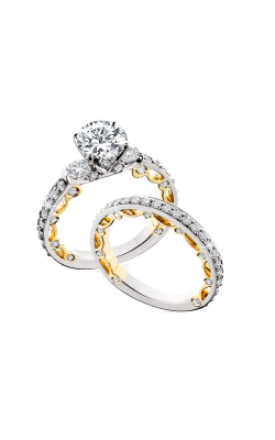HL Mfg Engagement Sets Engagement Ring 10620SET product image