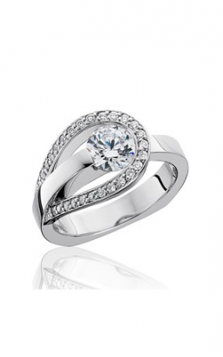 HL Mfg Contemporary Collections Engagement Ring 10732 product image