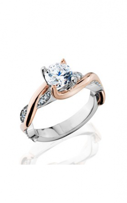 HL Mfg Contemporary Collections Engagement Ring 10729RGW product image