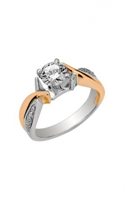 HL Mfg Contemporary Collections Engagement ring 10712RGW product image