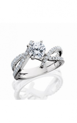 HL Mfg Contemporary Collections Engagement Ring 10689W product image