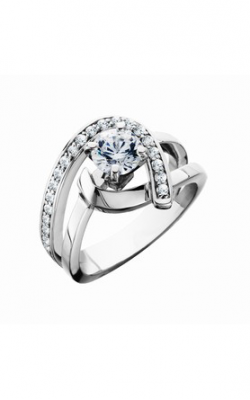 HL Mfg Contemporary Collections Engagement Ring 10645W product image