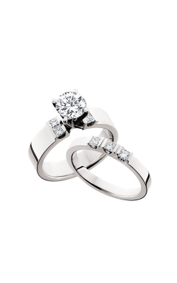 HL Mfg Engagement Sets Engagement Ring 10618WSET product image