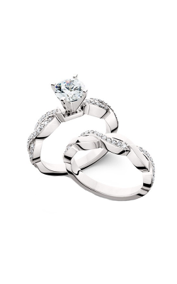 HL Mfg Engagement Sets Engagement Ring 10602WSET product image