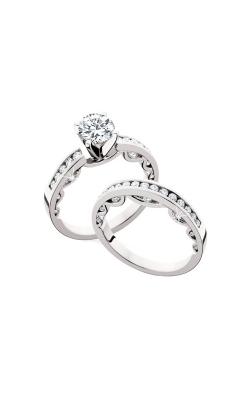 HL Mfg Engagement Sets Engagement ring 10601WSET product image