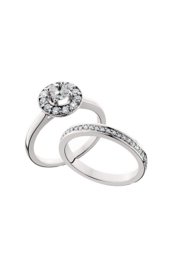 HL Mfg Engagement Sets Engagement Ring 10576WSET product image