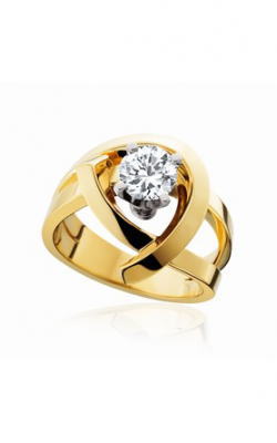 HL Mfg Contemporary Collections Engagement ring 10634CF product image