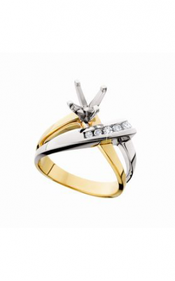 HL Mfg Contemporary Collections Engagement Ring 10590 product image