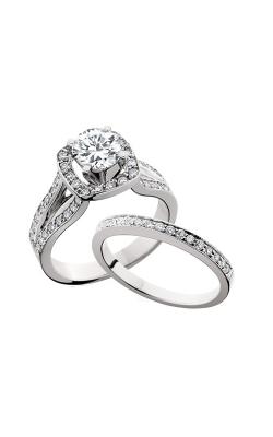 HL Mfg Engagement Sets Engagement ring 10560WSET product image