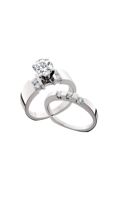 HL Mfg Engagement Sets Engagement Ring 10556WSET product image