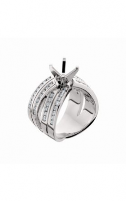 HL Mfg Contemporary Collections Engagement ring 10562W product image