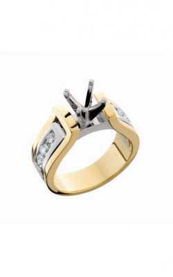 HL Mfg Contemporary Collections Engagement ring 10557 product image